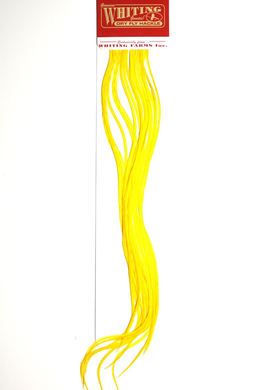Feather Fashion Pack - Yellow